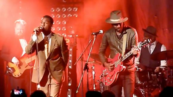 Leon Bridges at Big Sky Brewing Company Amphitheater
