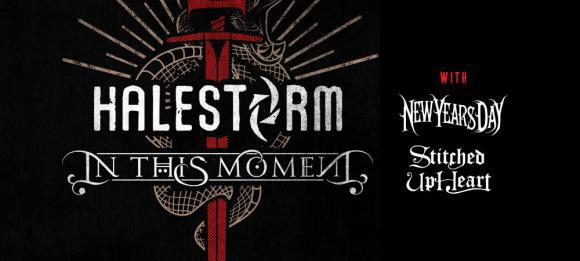 Halestorm & In This Moment at Big Sky Brewing Company Amphitheater