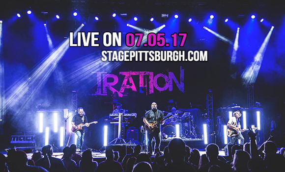 Iration at Big Sky Brewing Company Amphitheater
