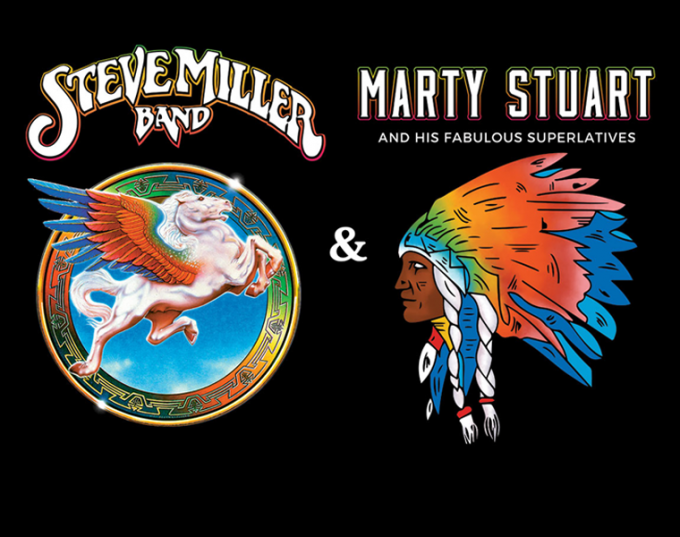 Steve Miller Band & Marty Stuart at Big Sky Brewing Company Amphitheater