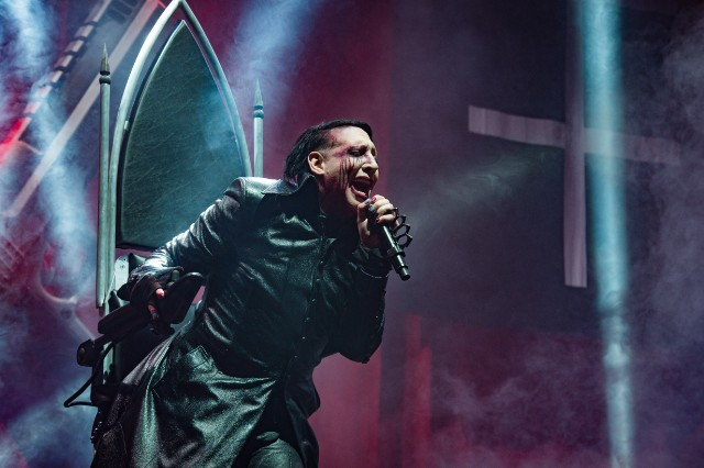 Marilyn Manson at Big Sky Brewing Company Amphitheater