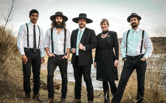 The Dead South at Big Sky Brewing Company Amphitheater