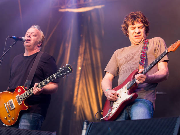 Ween at Big Sky Brewing Company Amphitheater